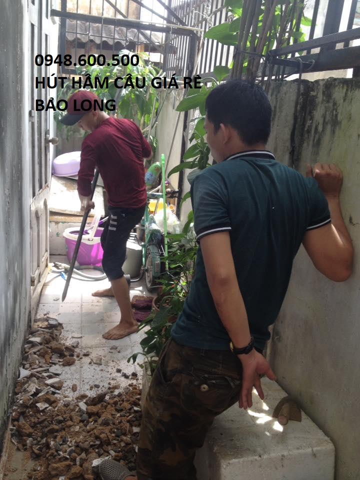 Hút Hầm cầu An Lạc Quận Bình Tân 0967488188
