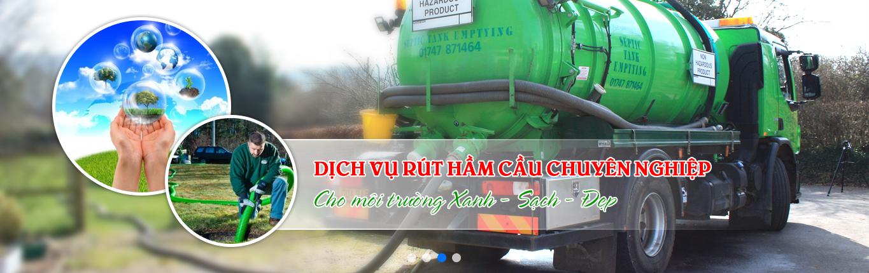 hút hầm cầu tại Đường Võ Văn Kiệt