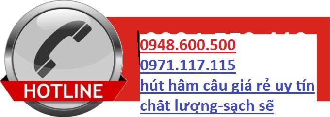 rút hầm cầu  q11 0948600500