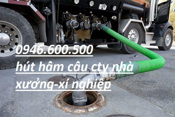 HUT HAM CAU KHU CONG NGHIEP