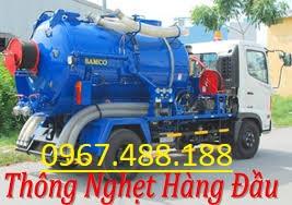 Hút hầm cầu tại Đường Nguyễn Thái Bình quận tân bình  0919.600.500