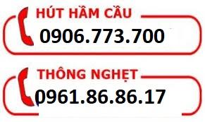 Rút hầm cầu đường Nguyễn Khoái quận 4 0967.488.188