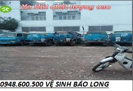 Hút hầm cầu giá rẻ tại quận Tân Phú
