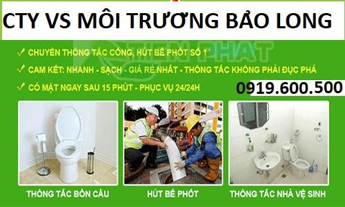 Rút hầm cầu đường Cao thắng quận 3 0908.69.50.60
