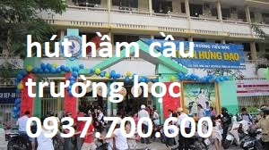 hut ham cau truong hoc 0919600500