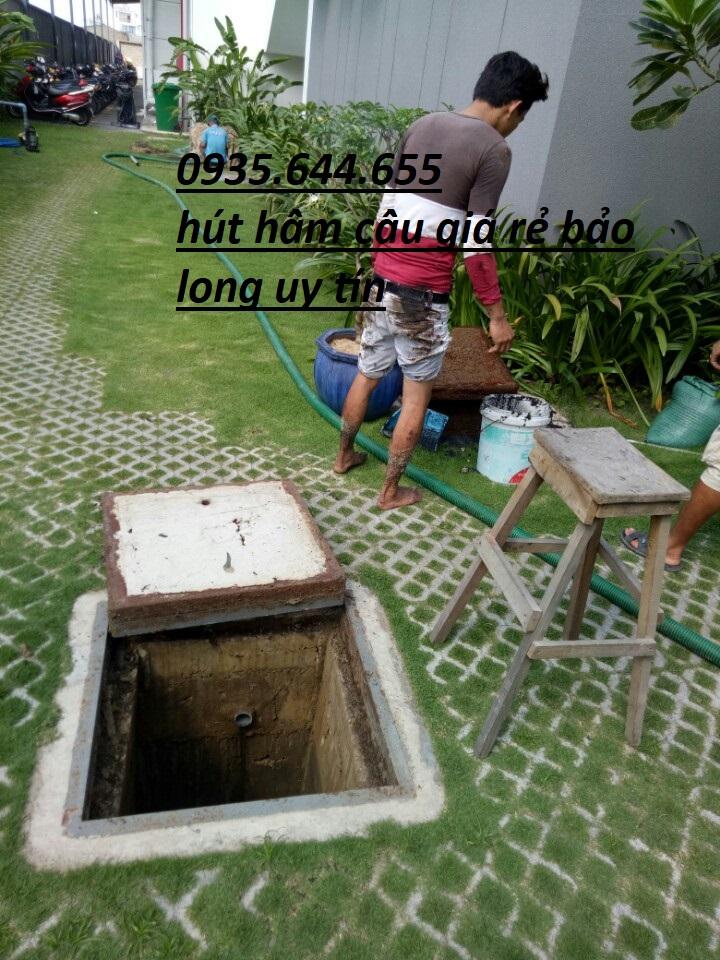 HUT HAM CAU GO CONG 0919.600