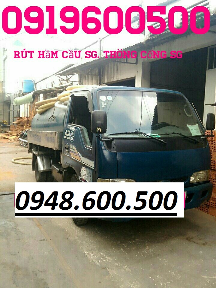 hut ham cau nha may det 0919600500