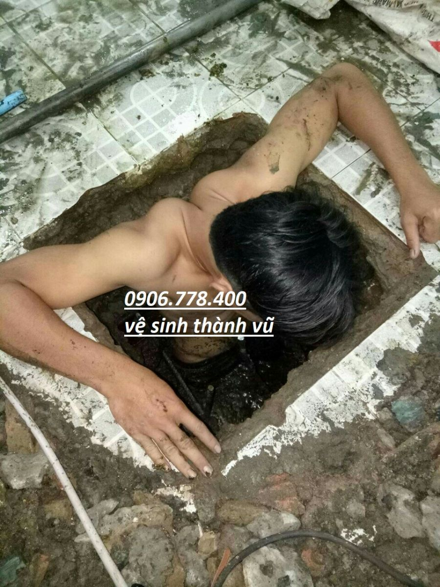 Rút hầm cầu tại đường Bùi Đình Túy quận bình thạnh 0906.778.400